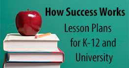 How Success Works Lesson Plans - Lesson Plans
