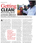 Escaping Pesticide Addiction Ecologist magazine